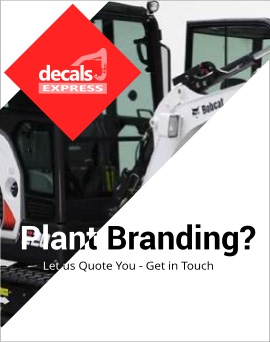 Decal Express - Plant Branding Services